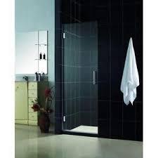 24 Frameless Shower Door Frameless Shower Door Ebay