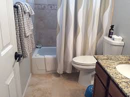travertine walls bathroom makeover travertine tune up flippinwendy design
