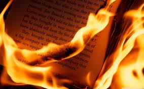 Book Wallpaper by Burning Book Hd Desktop Wallpaper High Definition Fullscreen
