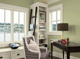 wall paint ideas for home office