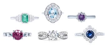 what is an engagement ring gemstone hardness how to the right engagement ring