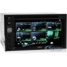 Usb Port For Car Dash Jensen Vx3022 Double Din Bluetooth In Dash Dvd Cd Am Fm Car Stereo