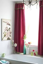 bathroom window dressing beautiful curtain u0026 window design