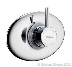 wall mount kit for bristan thermostatic bar type shower mixers