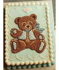 buy send and order online teddy bear cake to delhi ncr cake shop