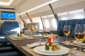 uber luxurious airbus acj319 private jet