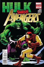 hulk smash avengers vol 1 2 marvel database fandom powered