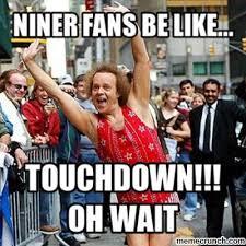 Funny Niner Memes - 51 best football images on pinterest flag football plays drill