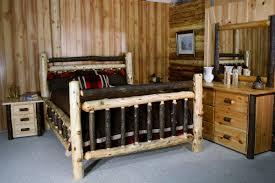 Log Bedroom Furniture Hidden Lake Furniture Quality Handcrafted Rustic Furniture