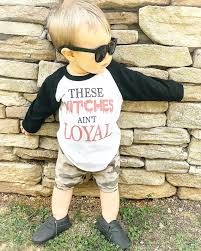 these witches ain u0027t loyal halloween shirt toddler boy