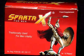 mengandung bahan berbahaya suplemen pria dewasa spartax ditarik