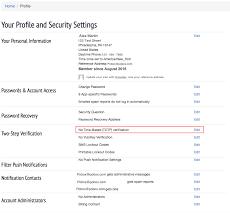 Home Design 9app Pobox Help Profile And Security Info
