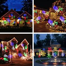 amazon com auledio 12 volts christmas lights projector kit