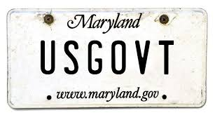 Banned Vanity Plates Daaamn U0027 U0027usgovt U0027 Among Rejected Maryland Vanity Plates