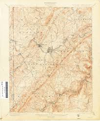 Oakland University Map Maryland Historical Topographic Maps Perry Castañeda Map