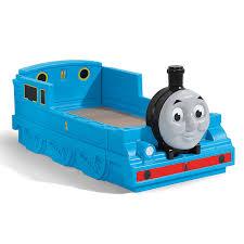 amazon com step2 thomas the tank engine toddler bed toys u0026 games