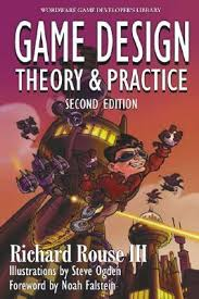 game design theory game design theory and practice by richard rouse iii
