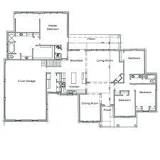 housing blueprints floor plans architect modern architecture floor plans