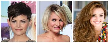 hair styles for head shapes round face shapes hairstyles short bob for medium hair styles