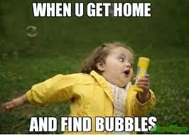 Bubbles Meme - when u get home and find bubbles meme chubby bubbles girl 79539