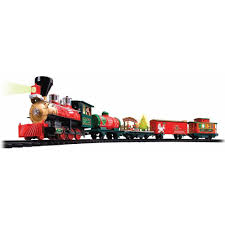 christmas trains indoor christmas decorations the home depot