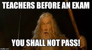 You Shall Not Pass Meme - you shall not pass gandalf imgflip