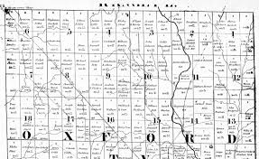 Map Of Oxford Ohio by 1836 Butler Co Ohio Plat Maps Kowallek Family On The Web