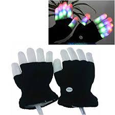 Light Up Gloves Light Up Gloves Fingers Best Gloves 2017