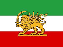 National Flag Iran Qajar Dynasty Wikipedia