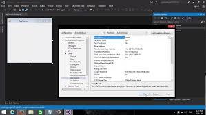 qt programming visual studio create c windows application form in visual studio 2013 2015