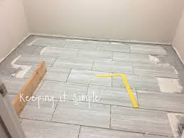 Laminate Flooring In Laundry Room Organized Laundry Room Makeover Keeping It Simple Crafts