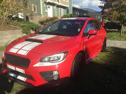 subaru wrx red 2015 subaru wrx sti sedan 4 door 2015 subaru wrx sti esx red