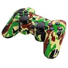 ps3 controller black friday green brown black camouflage p3 controller gui pinterest