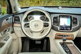 2017 volvo xc90 comes with awesome interior and four seat u2013 carfreakng