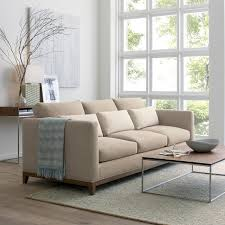 Crate And Barrel Bedroom Furniture Sale Taraval Sofa Collection Contemporary Living Room Chicago