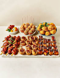 party platters party food sausages quiche pies u0026 rolls m u0026s
