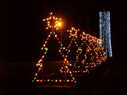 Animated Outdoor Christmas Decorations by Best Places To See Christmas Lights In New England New England Today