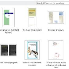 brochure samples pics brochure outline selimtd