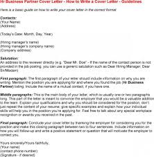 cover letter for human resources business partner