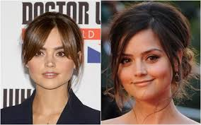 haircut for ling face with high cheek bones celebrity hairstyles for fat chubby face cinefog