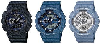 light blue g shock watch g shock ga 110dc and baby g ba 110dc denim series g central g