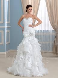 mermaid trumpet wedding dress trumpet mermaid wedding dress biwmagazine