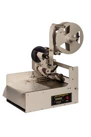 manual label applicator machine label applicators and dispensers lps industries