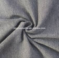reversible twill thermal knit fabric for garment