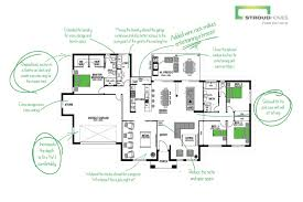 leave it to beaver house floor plan kentucky 260 acreage house design stroud homes