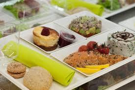 repas bureau le concept de la livraison de plateaux repas à destination des