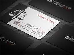 Lawyer Business Card Design Creative Lawyer Business Card 2 By Mohamed Dribbble