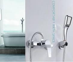 Kitchen Sink Shower Attachment - interior shower attachment for bathtub faucet porcelain kitchen