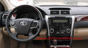 Toyota Camry 2013 Interior Cheap Toyota Camry 2012 2013 Car Gps Navigation Dvd Player Radio