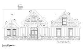 3 car garage lake house plan lake home designs
